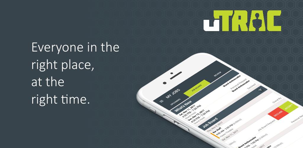 uTRAC Mobile App
